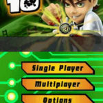 Ben 10 Protector of The Earth NDS Rom