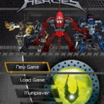 Bionicle Heroes NDS Rom