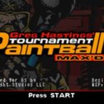 Greg Hasting Tournament Paintball NDS Rom