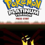 Pokemon Platinum Version NDS Roms