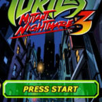 Teenage Mutant Ninja Turtles 3 Mutant Nightmare NDS Rom