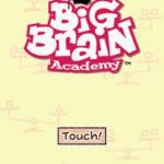 Big Brain Academy NDS Rom