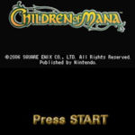 Children of Mana NDS Rom