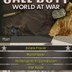 Call of Duty World at War NDS Rom