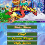 Cake Mania 3 NDS Rom