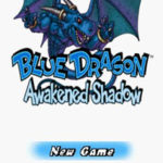Blue Dragon Awakened Shadow NDS Rom