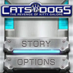 Cats and Dogs The Revenge of Kitty Galore NDS Rom