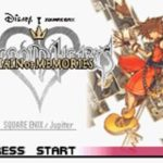 Kingdom Hearts Chain of Memories GBA Rom