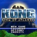 Kong King of Atlantis GBA Rom
