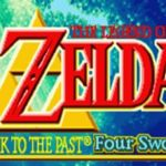 Legend of Zelda a Link to The Past and Four Swords GBA Rom