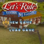Lets Ride Friend Forever GBA Rom