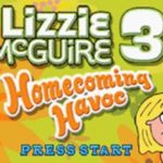 Lizzie Mcguire 3 Homecoming Havoc GBA Rom