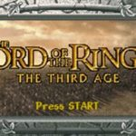Lord of The Rings The Third Age GBA Rom
