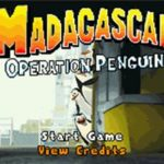 Madagascar Operation Penguin GBA Rom