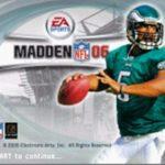Madden NFL 06 GBA Rom