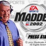 Madden NFL 2002 GBA Rom