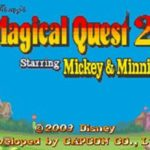 Magical Quest 2 Starring Mickey & Minnie GBA Rom