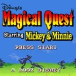 Magical Quest Starring Mickey & Minnie GBA Rom