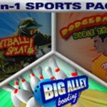 Majescos Sports Pack GBA Rom