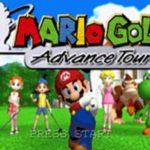 Mario Golf Advance Tour GBA Rom
