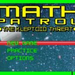 Math Patrol The Kleptoid Threat GBA Rom