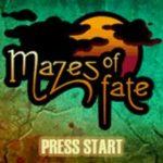 Mazes of Fate GBA Rom