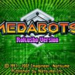 Medabots Rokusho Version GBA Rom