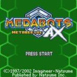 Medabots AX Metabee Ver GBA Rom