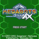 Medabots AX Rokusho Ver GBA Rom