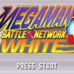 Megaman Battle Network 3 White Version GBA Rom