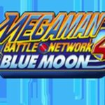 Megaman Battle Network 4 Blue Moon GBA Rom