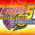 Megaman Battle Network 5 Team Protoman GBA Rom