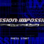Mission Impossible Operation Surma GBA Rom
