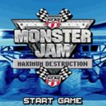 Monster Jam Maximum Destruction GBA Rom