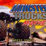 Monster Trucks Mayhem GBA Rom