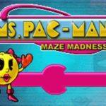 MS Pacman Maze Madness GBA Rom