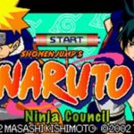 Naruto Ninja Council GBA Rom