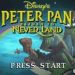 Peter Pan Return to Neverland GBA Rom