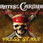 Pirates of Carribean The Curse of The Black Pearl GBA Rom