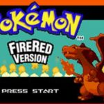 Pokemon Fire Red Version GBA Rom
