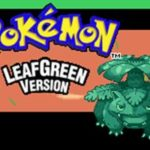 Pokemon Leaf Green Version GBA Rom