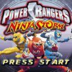 Power Rangers Ninja Storm GBA Rom