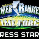 Power Rangers Time Force GBA Rom