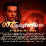 007 Nightfire PS2 ISO