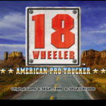 18 Wheeler American Pro Trucker PS2 ISO