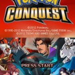 Pokemon Conquest NDS Rom