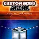 Custom Robo Arena NDS Rom