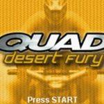 Quad Desert Fury GBA Rom