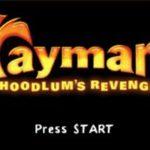 Rayman Hoodlums Revenge GBA Rom