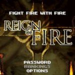 Reign of Fire GBA Rom